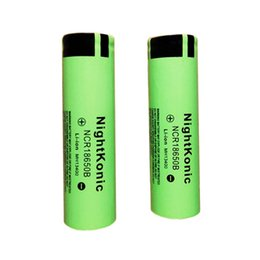 Nightkonic 100 PCS LOT 18650 Battery 2000mah 3.7V Li-ion Rechargeable Battery flashlight power bank battery GREEN