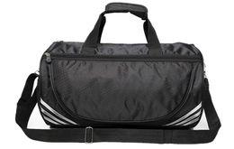 bolsas de deporte de hombro solo bolsos de equipaje de nylon grande mochila maletas de viaje de equipaje al por mayor y al por menor