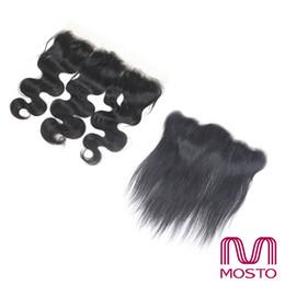 18 black hair à vendre-Fermeture frontale en laine brésilienne Frontale 13 * 4 Naturel Noir 1B Courbe ondulée du corps Cheveux humains à forte profondeur Fermeture à tisser Teinté Bleachable