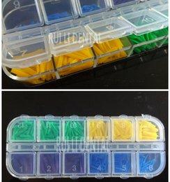 600 Pcs Package Dental Cuillers jetables Équipement de laboratoire dentaire en plastique (contenant 4 tailles) à partir de équipements d'emballage fournisseurs
