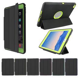Wholesale New Magnetic Smart Cover Back Case For iPad Air ipad pro iPad Mini Mini2 Retina Folding Case With Auto Sleep Wake