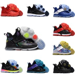 Wholesale 2017 new men s basketball shoes LB s James shoes sneakers shoes online US size