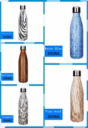 Wholesale In stock Bottle cola bottle Stainless Steel Vacuum Flask Cup Sports Bottle the best quanlity