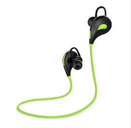 2017 mains libres universel H9 Écouteur Bluetooth Casque d'écoute sans fil Casque intra-auriculaire Casque d'écoute stéréo avec microphone pour Smartphones mains libres universel sortie