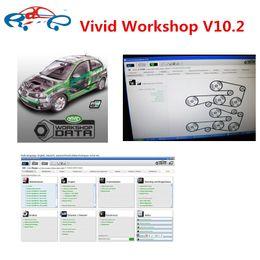 Wholesale 2016 auto repair software Vivid Workshop Latest version Vivid Workshop Data ATI v10 Release in CD or send link