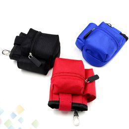 E Cig Bag Case Box Mod Pouch Box Mod Carrying Case Various Contain Mod RDA Bottle and Batteries Vapor Pocket Wholesale DHL Free
