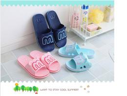 PT66 flip flops flats bathroom girls sandals couple eva antiskid
