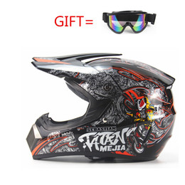 Wholesale Children S Motorcycles - Children Motorcycle Helmets High Quality Boy Girl Protective Cycling Motocross Downhill MTV DH Safety helmet for kids DOT