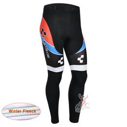Descuento baberos ciclismo cubo Cubo equipo termal velo ciclismo Fleece pantalones largos y babero pantalones / invierno bicicleta desgaste / Ciclismo D1141