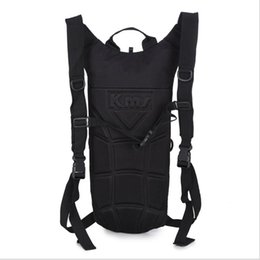 Wholesale Riding bag folding backpack sports outdoor L water bag backpack camouflage package outdoor sports equipment