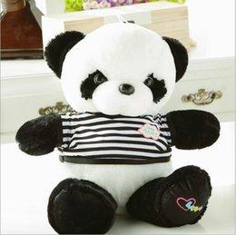 2017 oreillers panda en peluche Nouveau grand chien de peluche Cartoon Cartoon Panda à pates gigantes budget oreillers panda en peluche