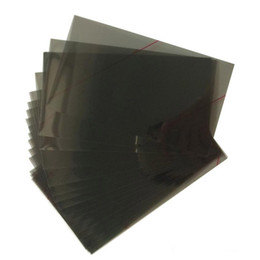 Wholesale For iphone S C S Plus Original LCD Polarizer Film Polarizer Polarized Light Film For iphone6 iphone5 Post