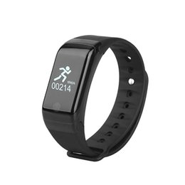Sony smartband en Ligne-Sleep Monitor Smartband Bracelet Smart Band pour Android et iOS Téléphones intelligents Comme l'iPhone, Huawei Mate 7 / P9, LG, Sony