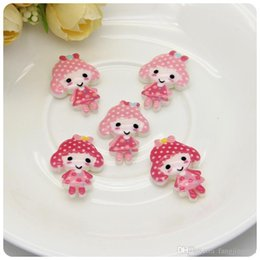 The little girl seems green environmental protection resin drip resin accessories wholesale children's hair accessories by hand Phone b