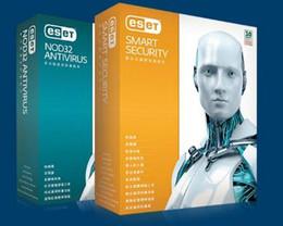 ESET Smart NOD32 antivirus antivirus 10 9.0872 year card in Security