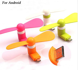2in1 Portable Handheld Electric Digital Cooling Micro USB 8Pin mini Fan,Universal Android Samsung S8 S7 S6 Iphone 7 6S Plus Ipad Phone Fan