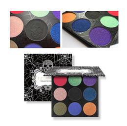 Wholesale New TZ Cosmetix Twilight Colors Eyeshadow Palette Matte Shimmer Diamond Foiled Colors Brand eye shades