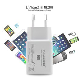 Wholesale 15W Quick Charge Power Adapter Portable EU US Plug Travel USB Wall Charger For Asus Zenfone LG G5 HTC XiaoMi