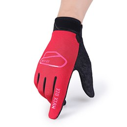 Wholesale Fashion outdoor d Riding Gloves Winter men s and women s touch screen warm gloves mountaineering anti slip gloves and plush comfort