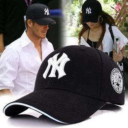 11 Color Yankees Hip Hop MLB Snapback Baseball Caps NY Hats MLB Unisex Sports New York Adjustable Bone Women casquette Men Casual headware