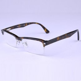 Wholesale 701four optical eyeglass Acetic acid material frame men and women glasses vintage big shortsightedness frame reading optional frame