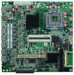 Wholesale G41 router motherboard LAN ports M LGA771 Xeon series processors server