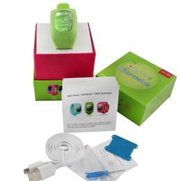 Enfants finder à vendre-Kid GPS Tracker Smart Watch q50 Localisation Finder Localisateur Enfant Anti Lost Moniteur Baby Gift Android Smartwatch