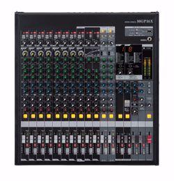 Wholesale YMH MGP16X Channel Mixing Console Mixer MGP16X Input KTV band effect professional mesa Audio mixer