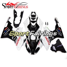 Full Injection Fairings For BMW S1000RR 2015 2016 Complete ABS Plastic Motorcycle Fairing Kit FIAMM White Black Motorbike Cowlings