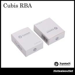 Original Joyetech BF RBA Head BF RBA Head for CUBIS Atomizer Vertical and Horizonal Rebuilding BF RBA Head with Vertical Coil 0.5ohm