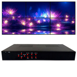 Wholesale tv video wall controller hdmi output built x3 x2 video wall display system