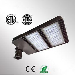 Wholesale LED Parking Light Shoe Box Lamp Shoebox Light Parking Area Lamp Led Floodlight Street Light W W W W W W led retrofit kit
