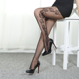 2017 jambes sexy bas Grossiste - 2016 Femmes Sexy Collants Pantyhose Jacquard Mesh, Mode Soie Collants Legs Net Mesh Collants Jambes Pour Lady Women budget jambes sexy bas