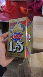 Wholesale cigarettes papers JOB rolling paper mm booklets box