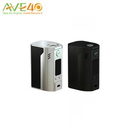 Wholesale Wismec RX300 Wismec Reuleaux RX300 Box TC Mod fit Battery Support Matching with RC adaptor as Power Bank