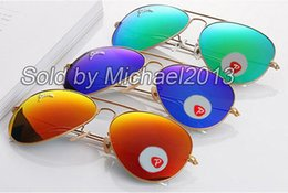 Soscar Polarized Sunglasses for Men Women Golden Frame Flash Mirror Lenses High Quality Summer Sunglasses UV400 Brand Designer Sunglasses