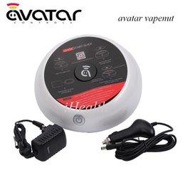 Wholesale Avatar Vapenut AVN for E cig Air Purifier Smoke Eliminator max w with built in Smoke Sensor one click operation designed for e cig