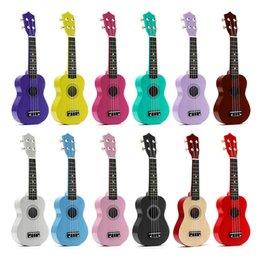 2017 guitarra acústica de nylon Wholesale-12 Colores 21