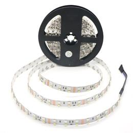 Eyoumy New Arrival Double Row RGBW LED Strip 5050 RGB + 2835 White   Warm White DC12V 120Leds m