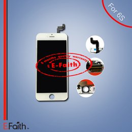 Wholesale For iPhone S Grade A LCD Assembly Inch Display With Touch Screen Digitizer Replacement free DHL Shipping