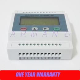 Ultrasonic Flow Meter Modular Ultrasonic Flowmeter TDS-100M DN50-700mm M2 transducer
