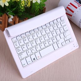 Wholesale Ultra Slim Multimedia Aluminum Wireless Bluetooth Keyboard For IOS Android PC For Windows For Ipad Air Mini K3
