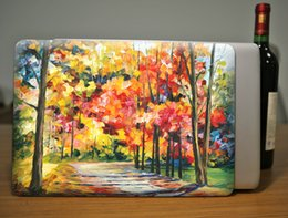 PAG DIY hand-painted Removable Creative vinyl laptop skins for macbook air pro with retina