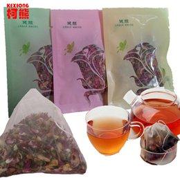 Vente en gros 8 sacs Haute Qualité Chine Artistique Blooming Fleur Thé Beauté Naturelles Royal Parfumé Thé Mangosteen Gomphrena Rose Tea à partir de thé floraison gros en chine fabricateur