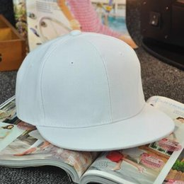 Hat Couple Solid Colored Baseball Cap Men and Women Summer Outdoors Duck Shampoo Flat Eaves Street Hip Hip Hop Hat