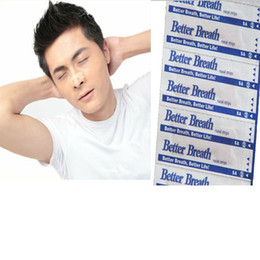 5000pcs(55x16mm)sleep better snore stopping strips,breathe easy nasal strips for improve breathe well to anti snoring