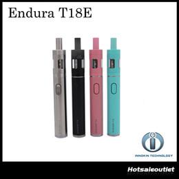 Original Innokin iTaste Endura T18 Starter Kit   Innokin Endura T18E Starter Kit with 1000mAh Battery & 2ml Top Refilling Atomizer