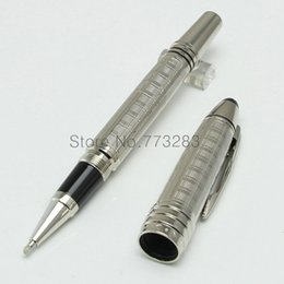 Wholesale Luxury JFK MB Roller Ball Pen with quot JFK quot clip office supplies writing Mount ball pens for gift