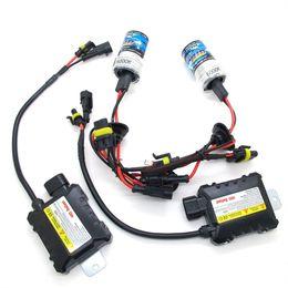 35W HID kit H1 H3 H7 H8 H9 H10 H11 9005 9006 High Quality Slim Ballast Single Bulb