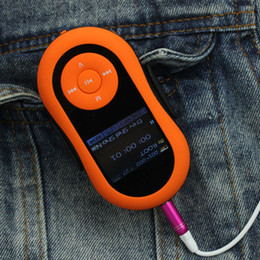 Mp3 mémoire lecteur 1gb en Ligne-Vente en gros Portable MP3 Player 1,8 pouces écran LCD sport mp3 Mémoire SD lecteur de musique lecteur de radio FM ebook lecteur vidéo Livraison gratuite